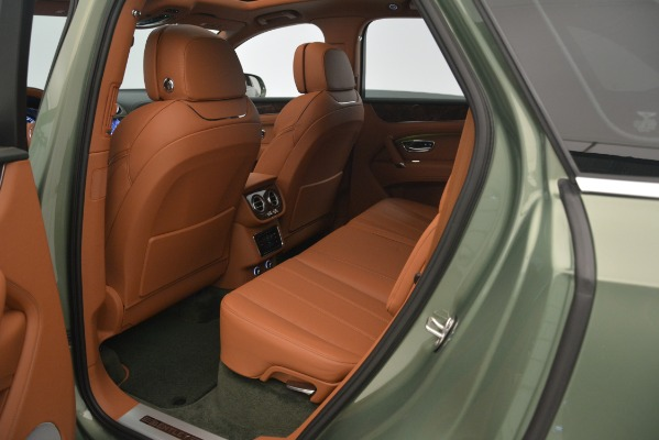 New 2019 Bentley Bentayga V8 for sale Sold at Bentley Greenwich in Greenwich CT 06830 26
