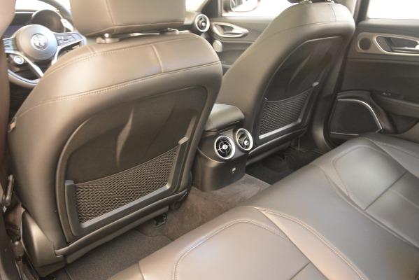 New 2018 Alfa Romeo Giulia Ti Q4 for sale Sold at Bentley Greenwich in Greenwich CT 06830 16