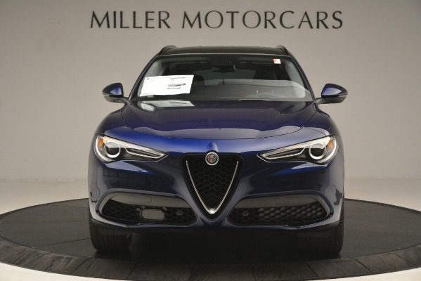 New 2019 Alfa Romeo Stelvio SPORT AWD for sale Sold at Bentley Greenwich in Greenwich CT 06830 12