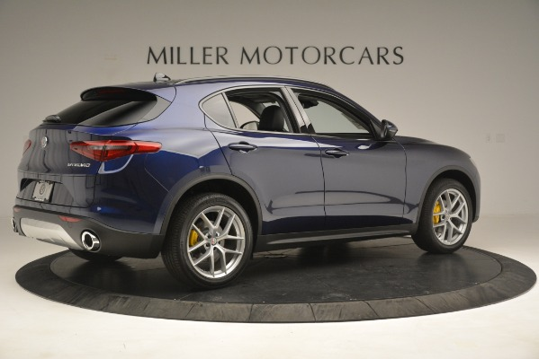 New 2019 Alfa Romeo Stelvio SPORT AWD for sale Sold at Bentley Greenwich in Greenwich CT 06830 8