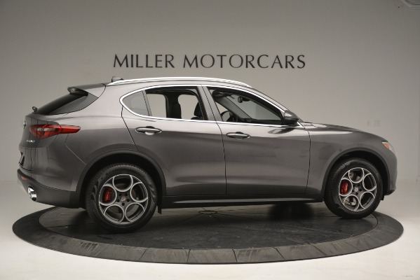 New 2019 Alfa Romeo Stelvio Q4 for sale Sold at Bentley Greenwich in Greenwich CT 06830 11
