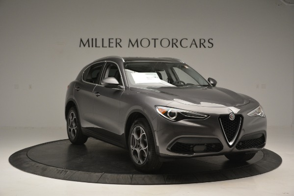 New 2019 Alfa Romeo Stelvio Q4 for sale Sold at Bentley Greenwich in Greenwich CT 06830 15