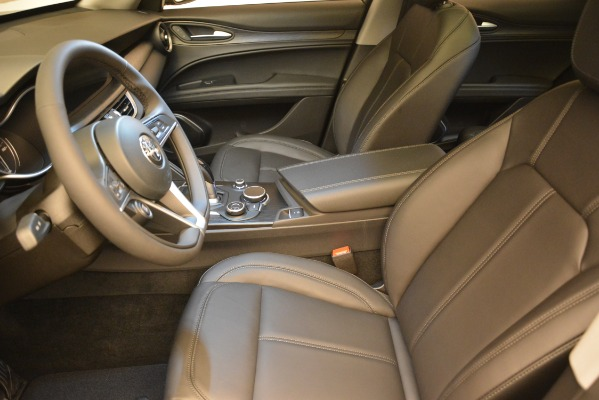 New 2019 Alfa Romeo Stelvio Q4 for sale Sold at Bentley Greenwich in Greenwich CT 06830 18