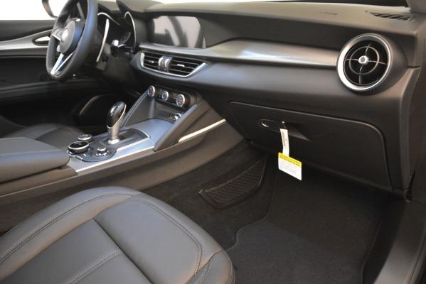 New 2019 Alfa Romeo Stelvio Q4 for sale Sold at Bentley Greenwich in Greenwich CT 06830 19