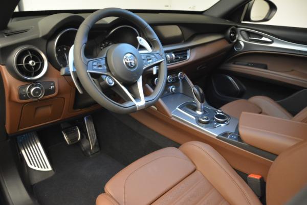 New 2019 Alfa Romeo Stelvio Sport Q4 for sale Sold at Bentley Greenwich in Greenwich CT 06830 14