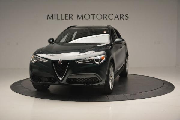 New 2019 Alfa Romeo Stelvio Sport Q4 for sale Sold at Bentley Greenwich in Greenwich CT 06830 1