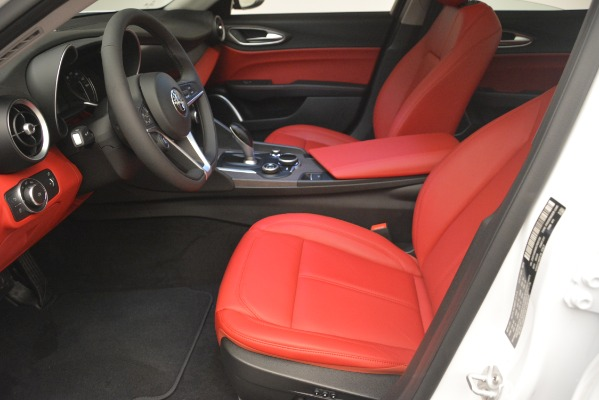 New 2019 Alfa Romeo Giulia Ti Q4 for sale Sold at Bentley Greenwich in Greenwich CT 06830 14
