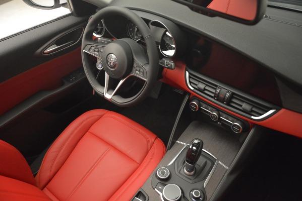 New 2019 Alfa Romeo Giulia Ti Q4 for sale Sold at Bentley Greenwich in Greenwich CT 06830 16