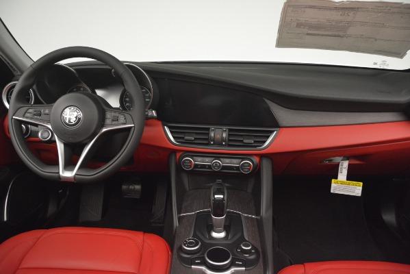 New 2019 Alfa Romeo Giulia Ti Q4 for sale Sold at Bentley Greenwich in Greenwich CT 06830 17