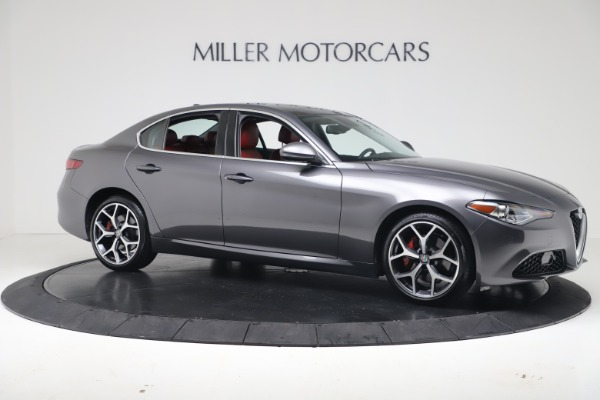 New 2019 Alfa Romeo Giulia Q4 for sale Sold at Bentley Greenwich in Greenwich CT 06830 10