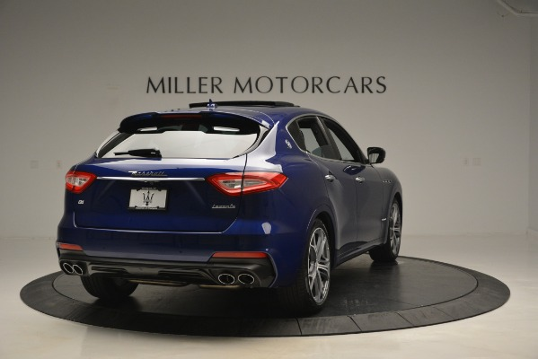 New 2019 Maserati Levante Q4 GranSport for sale $90,370 at Bentley Greenwich in Greenwich CT 06830 10