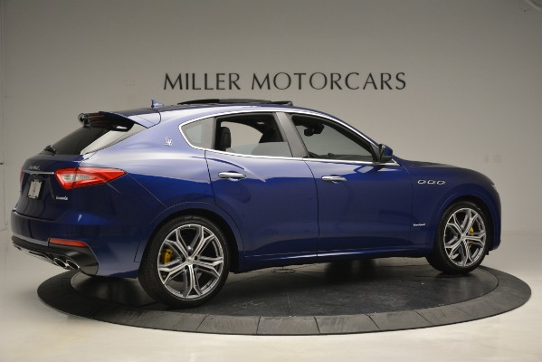 New 2019 Maserati Levante Q4 GranSport for sale $90,370 at Bentley Greenwich in Greenwich CT 06830 12