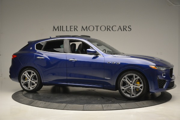 New 2019 Maserati Levante Q4 GranSport for sale $90,370 at Bentley Greenwich in Greenwich CT 06830 14