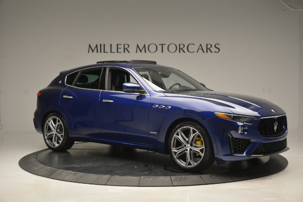 New 2019 Maserati Levante Q4 GranSport for sale $90,370 at Bentley Greenwich in Greenwich CT 06830 15