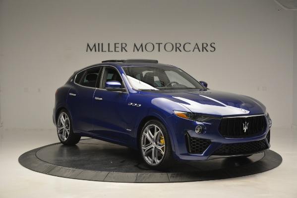 New 2019 Maserati Levante Q4 GranSport for sale $90,370 at Bentley Greenwich in Greenwich CT 06830 16