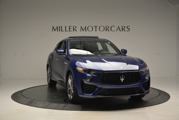 New 2019 Maserati Levante Q4 GranSport for sale $90,370 at Bentley Greenwich in Greenwich CT 06830 17