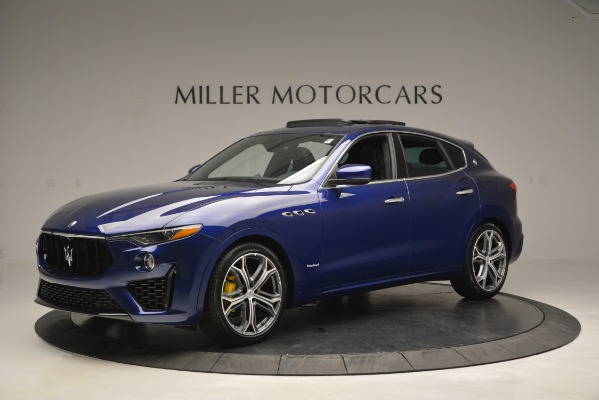 New 2019 Maserati Levante Q4 GranSport for sale $90,370 at Bentley Greenwich in Greenwich CT 06830 2