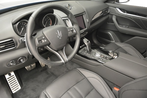 New 2019 Maserati Levante Q4 GranSport for sale $90,370 at Bentley Greenwich in Greenwich CT 06830 20