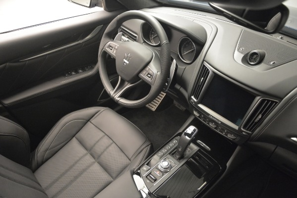 New 2019 Maserati Levante Q4 GranSport for sale $90,370 at Bentley Greenwich in Greenwich CT 06830 25