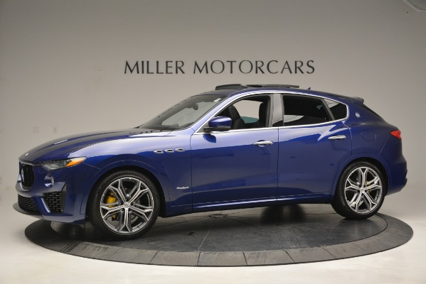 New 2019 Maserati Levante Q4 GranSport for sale $90,370 at Bentley Greenwich in Greenwich CT 06830 3