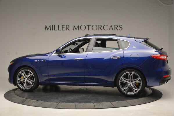 New 2019 Maserati Levante Q4 GranSport for sale $90,370 at Bentley Greenwich in Greenwich CT 06830 5