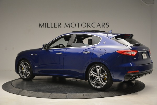 New 2019 Maserati Levante Q4 GranSport for sale $90,370 at Bentley Greenwich in Greenwich CT 06830 6