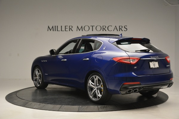 New 2019 Maserati Levante Q4 GranSport for sale Sold at Bentley Greenwich in Greenwich CT 06830 7
