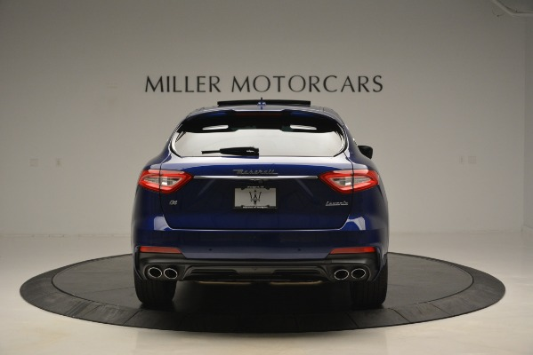 New 2019 Maserati Levante Q4 GranSport for sale $90,370 at Bentley Greenwich in Greenwich CT 06830 9