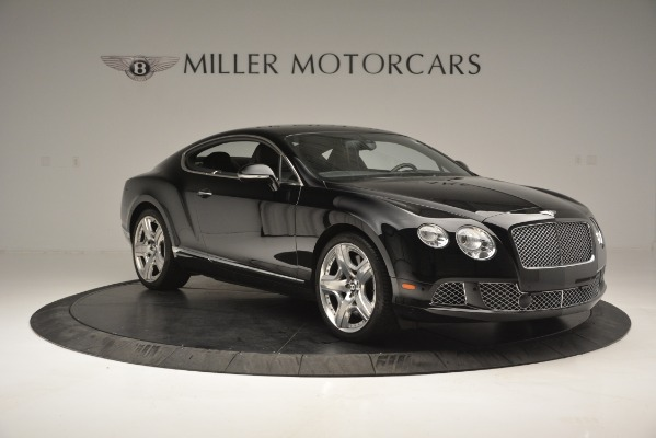Used 2012 Bentley Continental GT W12 for sale Sold at Bentley Greenwich in Greenwich CT 06830 12