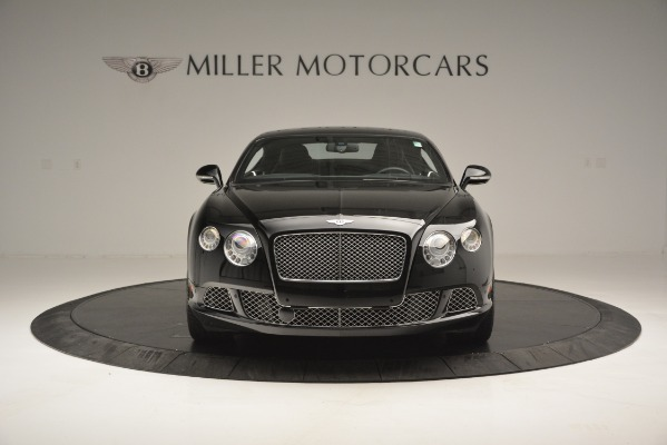 Used 2012 Bentley Continental GT W12 for sale Sold at Bentley Greenwich in Greenwich CT 06830 13