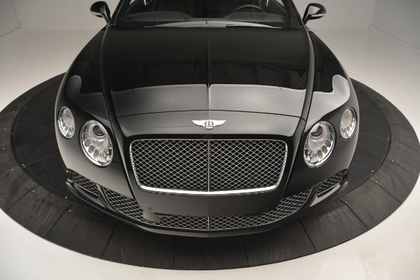 Used 2012 Bentley Continental GT W12 for sale Sold at Bentley Greenwich in Greenwich CT 06830 14