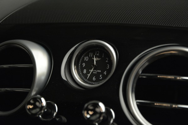 Used 2012 Bentley Continental GT W12 for sale Sold at Bentley Greenwich in Greenwich CT 06830 23