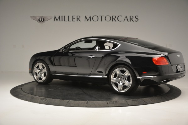 Used 2012 Bentley Continental GT W12 for sale Sold at Bentley Greenwich in Greenwich CT 06830 5