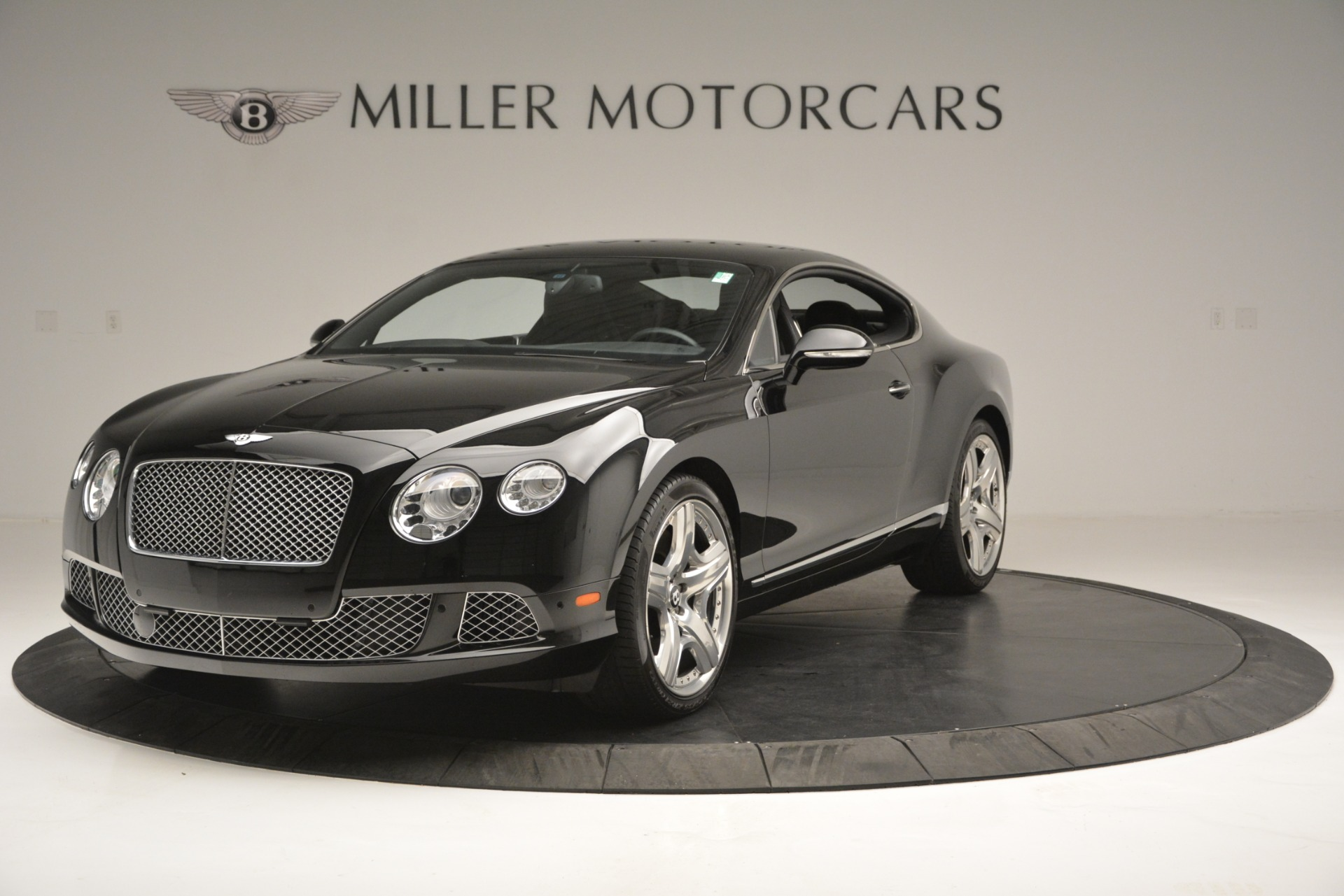 Used 2012 Bentley Continental GT W12 for sale Sold at Bentley Greenwich in Greenwich CT 06830 1