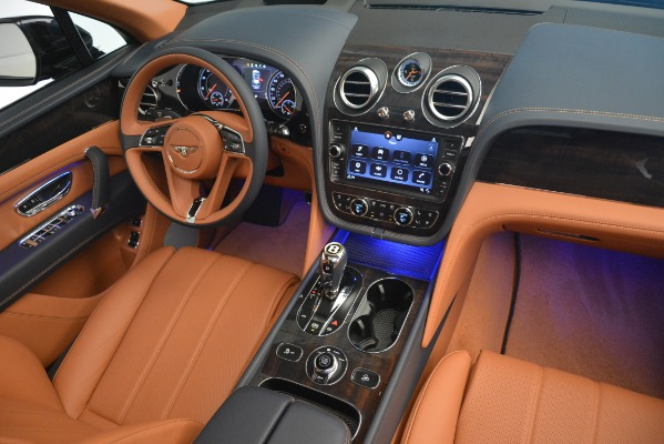 New 2019 Bentley Bentayga V8 for sale Sold at Bentley Greenwich in Greenwich CT 06830 25