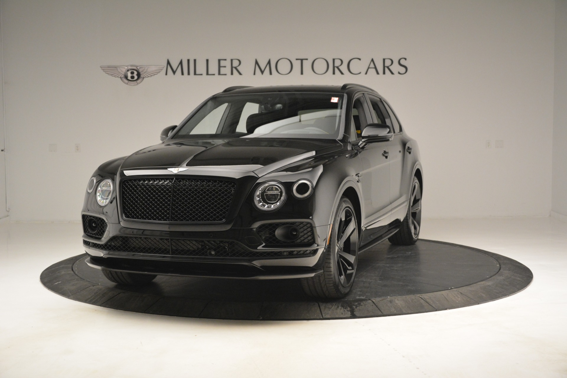 New 2019 Bentley Bentayga V8 for sale Sold at Bentley Greenwich in Greenwich CT 06830 1