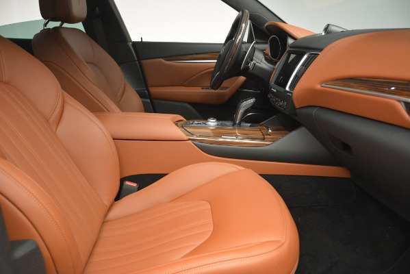 New 2019 Maserati Levante Q4 GranLusso for sale Sold at Bentley Greenwich in Greenwich CT 06830 15