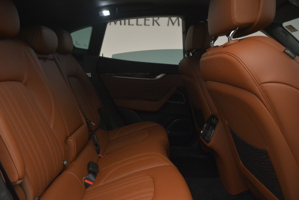 New 2019 Maserati Levante Q4 GranLusso for sale Sold at Bentley Greenwich in Greenwich CT 06830 18
