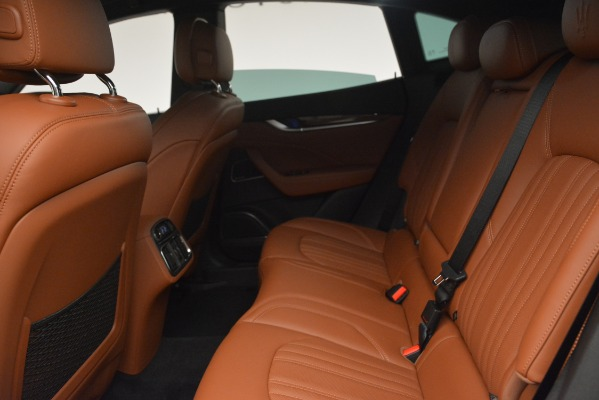 New 2019 Maserati Levante Q4 GranLusso for sale Sold at Bentley Greenwich in Greenwich CT 06830 25