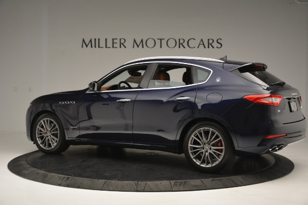New 2019 Maserati Levante Q4 GranLusso for sale Sold at Bentley Greenwich in Greenwich CT 06830 4