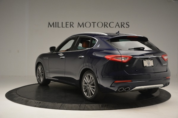 New 2019 Maserati Levante Q4 GranLusso for sale Sold at Bentley Greenwich in Greenwich CT 06830 5