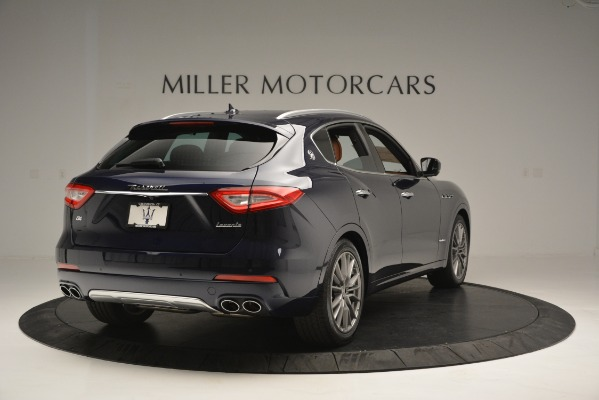New 2019 Maserati Levante Q4 GranLusso for sale Sold at Bentley Greenwich in Greenwich CT 06830 7