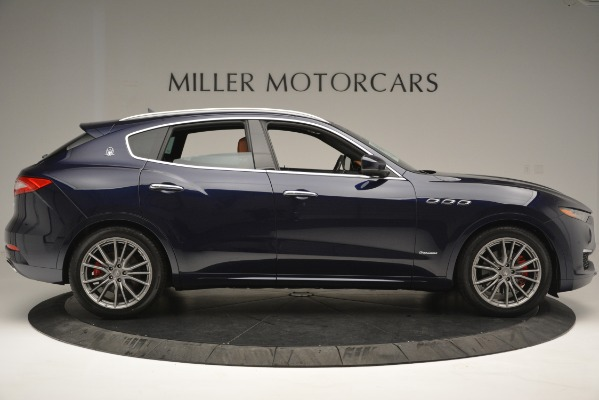 New 2019 Maserati Levante Q4 GranLusso for sale Sold at Bentley Greenwich in Greenwich CT 06830 9