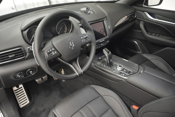 New 2019 Maserati Levante S Q4 GranSport for sale Sold at Bentley Greenwich in Greenwich CT 06830 14