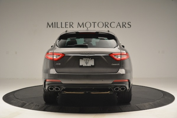 New 2019 Maserati Levante S Q4 GranSport for sale Sold at Bentley Greenwich in Greenwich CT 06830 6