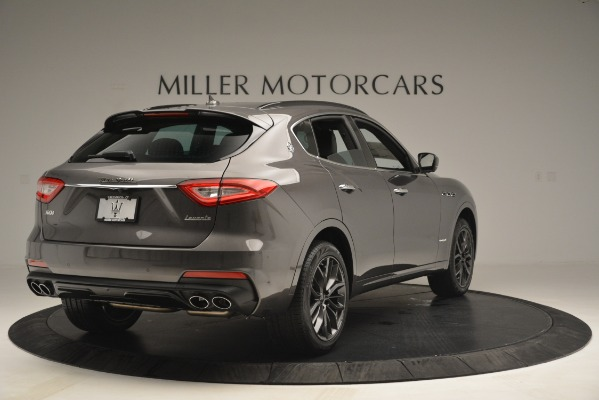 New 2019 Maserati Levante S Q4 GranSport for sale Sold at Bentley Greenwich in Greenwich CT 06830 7