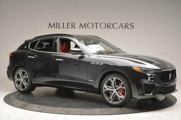 New 2019 Maserati Levante S Q4 GranSport for sale $104,050 at Bentley Greenwich in Greenwich CT 06830 10