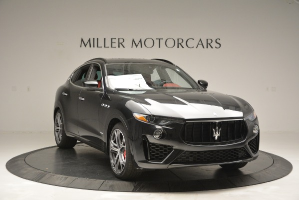 New 2019 Maserati Levante S Q4 GranSport for sale $104,050 at Bentley Greenwich in Greenwich CT 06830 11