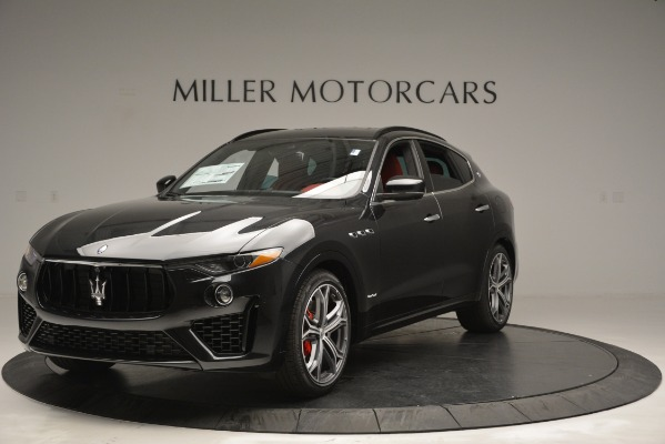 New 2019 Maserati Levante S Q4 GranSport for sale $104,050 at Bentley Greenwich in Greenwich CT 06830 2