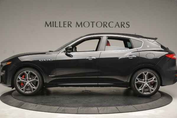 New 2019 Maserati Levante S Q4 GranSport for sale $104,050 at Bentley Greenwich in Greenwich CT 06830 3